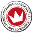 Wedding Photographer Society Badge